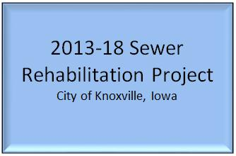 Sewer Rehabilitation Project at City of Knoxville